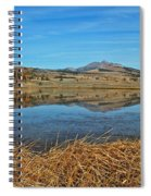 Yellowstone Reflections 9437 Spiral Notebook