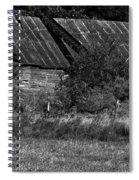 Yesterday's Barn Spiral Notebook