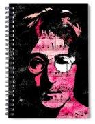 You Say I Am A Dreamer Spiral Notebook
