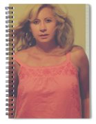 You'll Be Here In Me Spiral Notebook