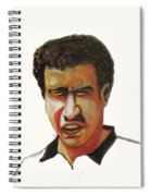 Younes El Aynaoui Spiral Notebook