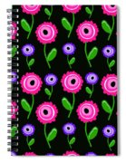 Young Florals  Spiral Notebook