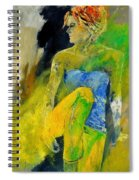 Young Girl 572180 Spiral Notebook