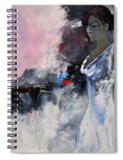 Young Girl 772130 Spiral Notebook