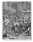 Young Thief, 1868 Spiral Notebook