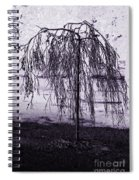 Young Weeper Spiral Notebook