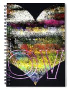 Your Heart Is My Pinata Spiral Notebook