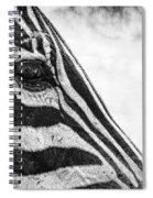 You've Got Zebra Eyes Spiral Notebook