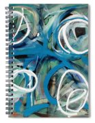 Zen Quadrant Spiral Notebook