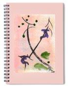 Zen Study 01 Spiral Notebook