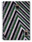 Zig Zag Spiral Notebook