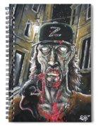 Zombie Tom Spiral Notebook