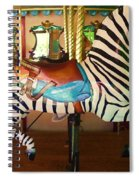 Zoo Carousel 2012 Spiral Notebook