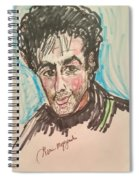 David Copperfield Spiral Notebook
