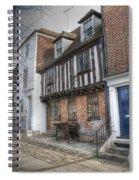 9 Church Square Spiral Notebook