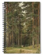 A Summer Day, Merikiul  Spiral Notebook