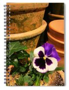 A Thought Spiral Notebook