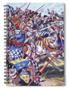 Agincourt The Impossible Victory 25 October 1415 Spiral Notebook