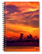 ... And As The Sun Sets On Another Beautiful Day Spiral Notebook
