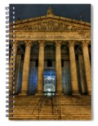 ... And Justice For All Spiral Notebook