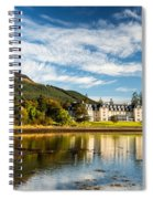 Ardgartan On The Banks Of Loch Long Spiral Notebook