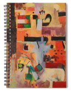 Be A Good Friend To Those Who Fear G-d Spiral Notebook