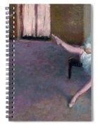 Before The Ballet Spiral Notebook