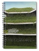 Chinese House Spiral Notebook