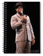 Comedian D.l. Hughley Spiral Notebook