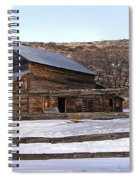 Country Barn Spiral Notebook