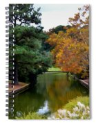East Canal Spiral Notebook
