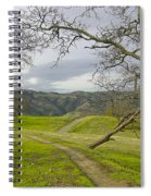 East Ridge Trail Spring Spiral Notebook