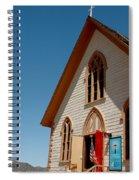 Episcopal Church  Spiral Notebook