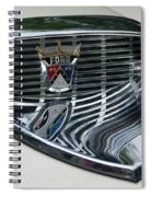 Ford Chrome 13124 Spiral Notebook