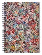 Golf Spiral Notebook