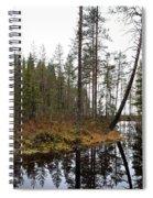 Haukkajoki Panorama 2 Spiral Notebook
