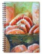 Mandarin Oranges  Spiral Notebook