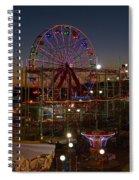 Holiday World 1 Spiral Notebook