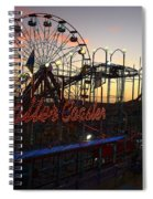 Holiday World 2 Spiral Notebook