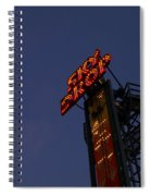 Holiday World 3 Spiral Notebook