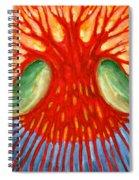 I Burn For You Spiral Notebook