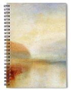 Inverary Pier - Loch Fyne - Morning Spiral Notebook