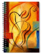 Jazz Fusion Spiral Notebook