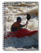 Kayak 3 Spiral Notebook