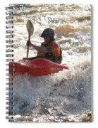 Kayak 4 Spiral Notebook