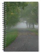 Knox Fog 6038 Spiral Notebook