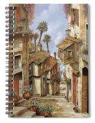 Le Palme Sul Tetto Spiral Notebook