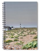 Lights On At The Lighthouse Spiral Notebook