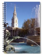 London - Trafalgar Square  Spiral Notebook