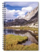 Lower Titcomb Lake Spiral Notebook